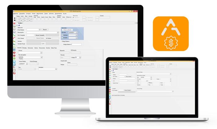 GTA Promociones – Software de Gestión logística