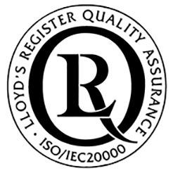Certificado ISO 20000